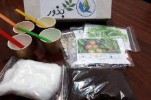 صندوق البذور التعليمي مبادرة بيئية تعيد إرتباط الطالب بالأرض