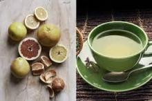 منها الغريبفروت والشاي الأخضر.. 4 أغذية تحارب الكرش