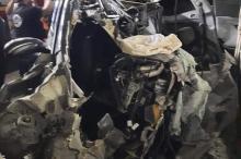 حادث مروري مميت يودي بحياة اخوين من نابلس