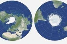أقل تشوها وأكثر دقة.. علماء يبتكرون طريقة جديدة لعرض خريطة ...