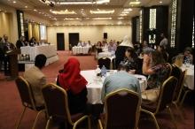خلال مؤتمر أول من نوعه... مركز معا يضع البيئة على ...