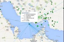 هزة أرضية بقوة 4.6 تضرب الخليج العربي
