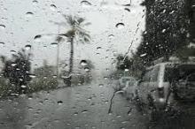 تطورات الحالة الجوية للساعات القادمة وإضطرابات جوية خلال الساعة 24 ...
