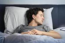 ماهو سبب صوت تنفسك العالي أثناء النوم
