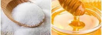 العسل والسكر.. ما الفرق بينهما؟