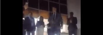 تفاجئ بما شاهده أمامه.. هذا ما جرى مع وزير الصحة الأردني لدى خروجه من ...
