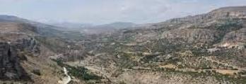 """وادي """"لفنت"""" وسط تركيا ثاني أكبر أخدود في العالم.. تكوينات جيولوجية غري ..."""