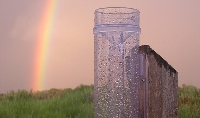 كميات الأمطار التراكمية منذ بداية الموسم المطري 2019/2020