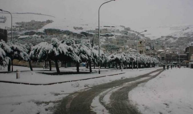مستجدات الحالة الجوية .. أين الثلوج؟؟ نشرة الحادية عشرة والنصف قبل الظهر
