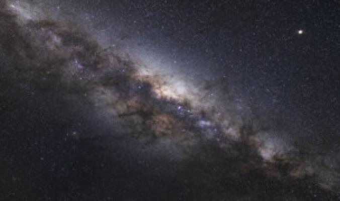 """اكتشاف """"موجة مكسيكية"""" تؤديها مجرة درب التبانة في الفضاء"""