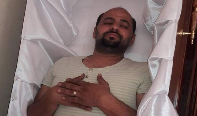مصري حاكى موته ساخرا واستشعره.. فلم يتأخر وكان له ما سخر منه