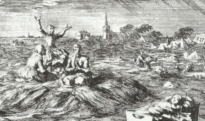 هكذا تحول عيد الميلاد لفيضان قتل 17 ألفا بأوروبا