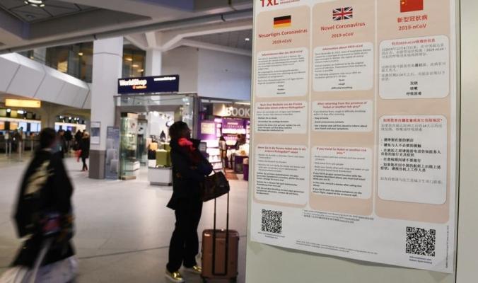 ارتفاع عدد كورونا الى 106 وفيات و1300 إصابة جديدة بالصين.. والمرض الخبيث وصل ألمانيا