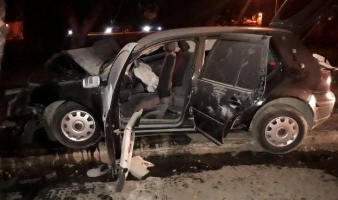 مصرع مواطنة في حادث سير بسلفيت