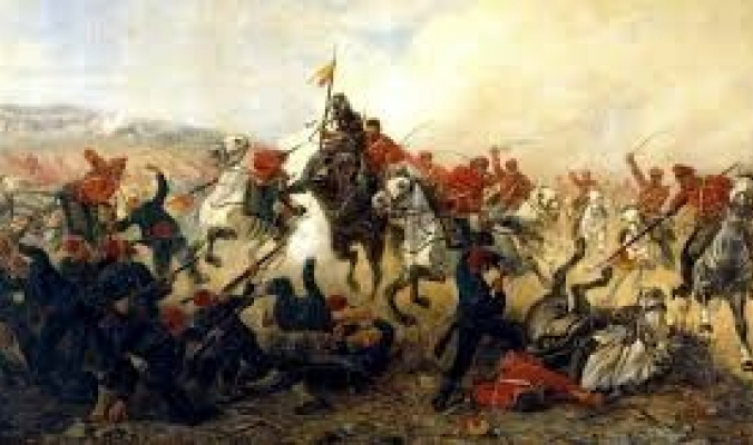 كاد العثمانيون يقضون على الإمبراطورية الروسية تماماً، حتّى تدخّلت زوجة القيصر!