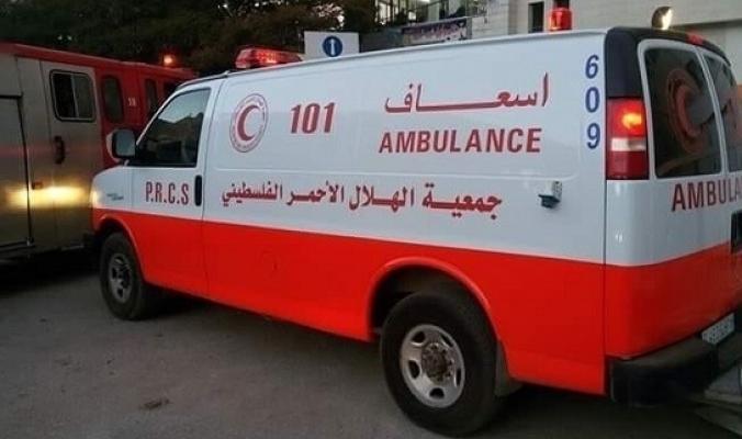 وفاة طفل في حادث سير بنابلس