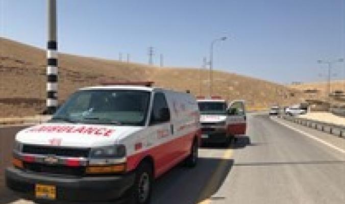 مصرع مواطنة في حادث سير على طريق رام الله نابلس