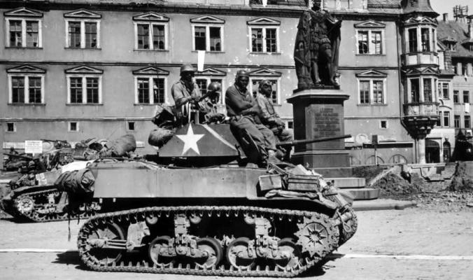 هكذا صنع السود نصر أميركا في الحرب العالمية!