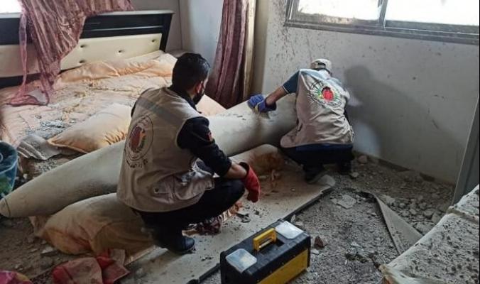 """700 طن من المتفجرات.. """"إسرائيل"""" استهدفت البقعة الأكثر اكتظاظًا بقوة تدميرية ضخمة"""