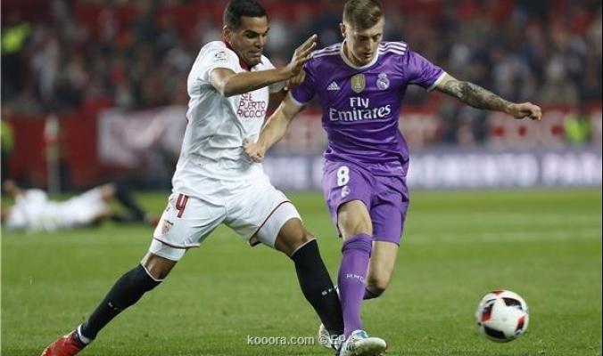 بالفيديو ...ريال مدريد يدمّر رقم برشلونة بعد مباراة درامية أمام إشبيلية في الوقت القاتل !