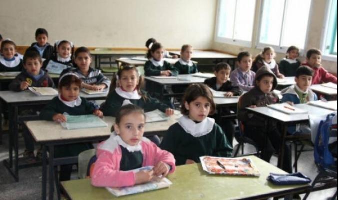 السادس من أيلول المقبل موعد العودة للمدارس بنظام التعليم المدمج