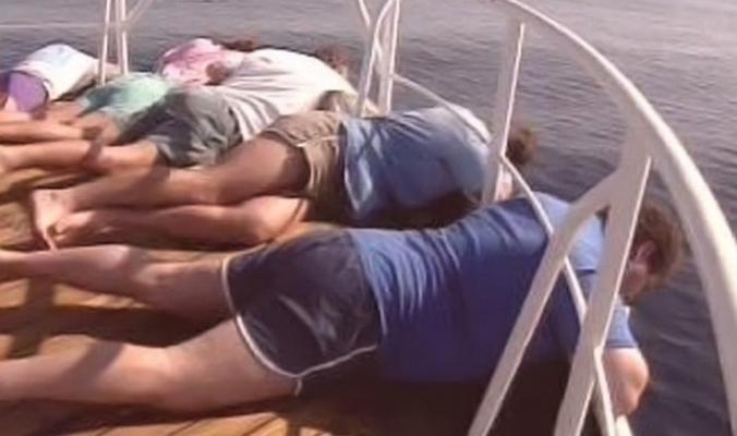 العلماء البريطانيون يعالجون مرض دوار البحر بالكهرباء
