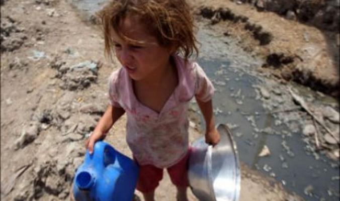 حتى عام 2015 على ابعد حد العالم العربي يواجه اخطر كارثة بسبب ندرة المياه