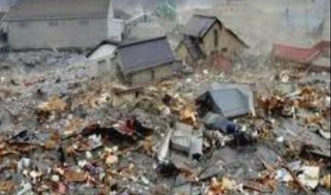 اقوى زلزال في تاريخ العالم