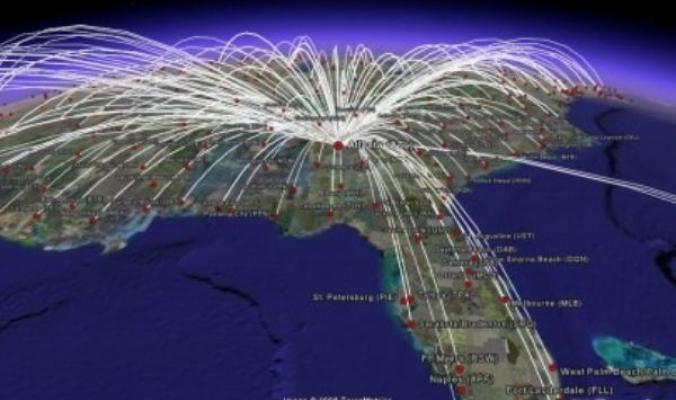 50 مكاناً في العالم تخفيها عنا خدمة غوغل ايرث... تعرف اليها