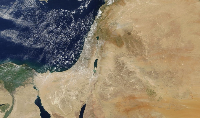 الأقمار الصناعية ترصد غيوماً متفرقة هذا اليوم   19/7/2014