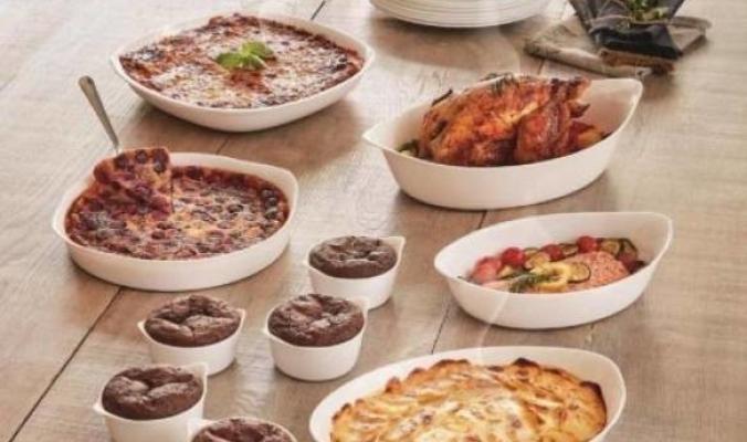 """متوفر لدى مجموعة مسلماني... أواني طهي وتقديم """"Smart Cuisine"""" من لومينارك الفرنسية"""