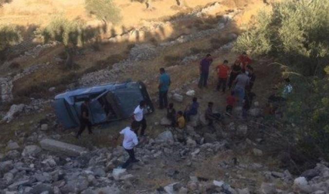 مصرع مواطن إثر انقلاب مركبته في بيت لحم