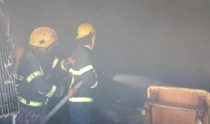فاجعة في بيت لحم...وفاة طفل واصابة آخر في حريق داخل منزلهم