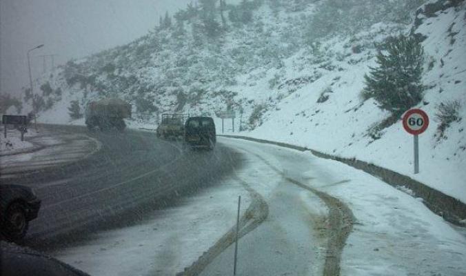 درجات حرارة وصلت الى 25 درجة دون الصفر...تركيا تستقبل العام الجديد بالثلوج