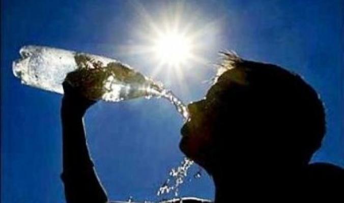 موجة شديدة الحرارة تضرب فلسطين والشام منتصف الأسبوع القادم وبداية شهر رمضان المبارك....ودرجات الحرارة في بعض بلاد الشام قد تصل للخمسين مئوية