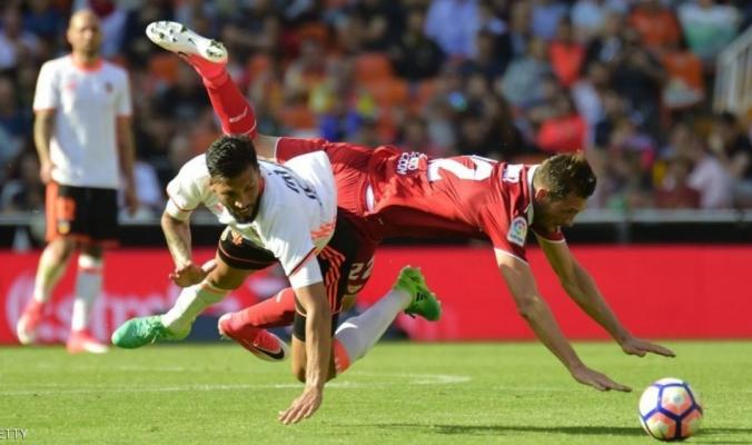 بطولة إسبانيا: أشبيلية يهدر نقطتين