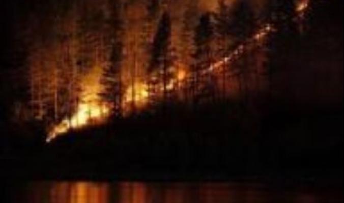 حرائق الغابات تستعر في شرق روسيا وسيبيريا