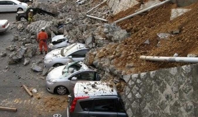 زلزال بقوة 6.8 درجة يهز شمال شرق اليابان