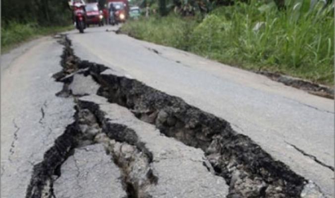 زلزال قوته 5.8 درجة يهز منطقة قرب كرايست تشيرش في نيوزيلندا
