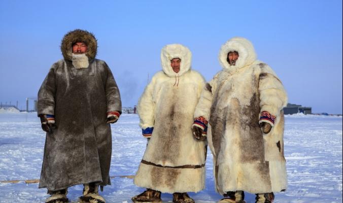 هل تساءلت يوماً كيف يمكن لأكواخ الثلج حماية الإسكيمو من البرد؟!