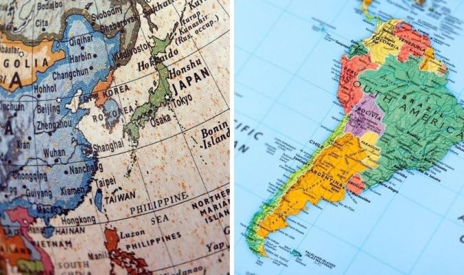 لماذا لا توجد رحلات جوية مباشرة بين أمريكا الجنوبية وشرق آسيا؟!