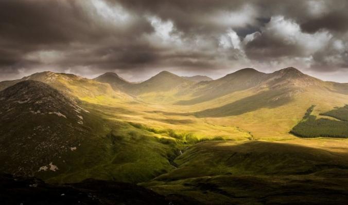 """متى يظهر """"شبح الجبال"""""""