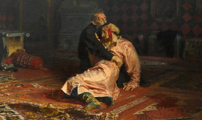 يوم قتل إمبراطور روسيا ابنه.. ضرباً بالصولجان!