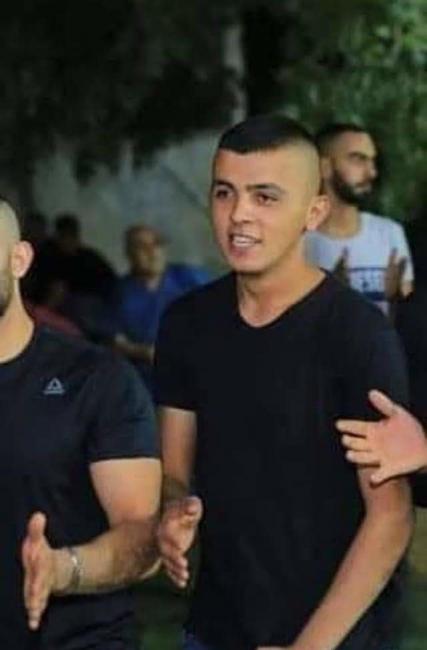 مصرع الشاب جلال إسماعيل بطلق ناري من قبل مجهولين