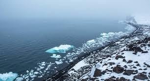 التغير المناخي في القطب الشمالي... الغطاء الجليدي يصل إلى أدنى مستوياته السنوية