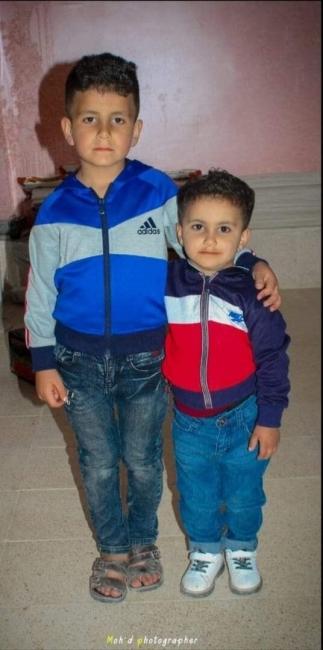 مصرع طفلين شقيقين بحادث سير في الخليل