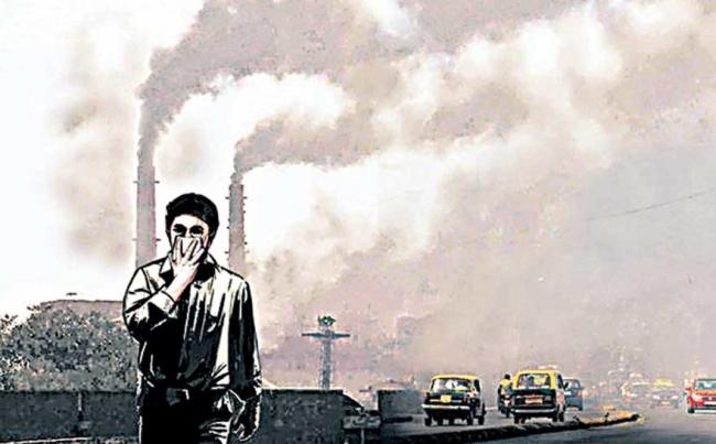 الأفراد في المناطق الملوثة هوائيا معرضون للإصابة بفيروس كورونا أكثر من غيرهم