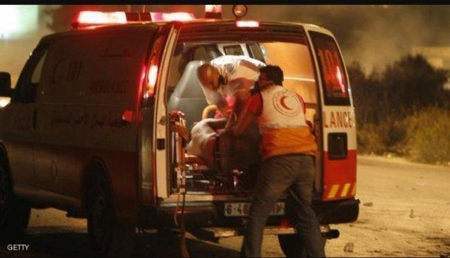 مصرع طفل دهسا من مركبة اسعاف شمال الضفة في جنين