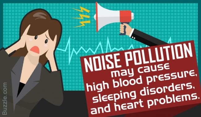كيف يؤثّر التلوّث الضوضائي على الصحة النفسية للفرد؟