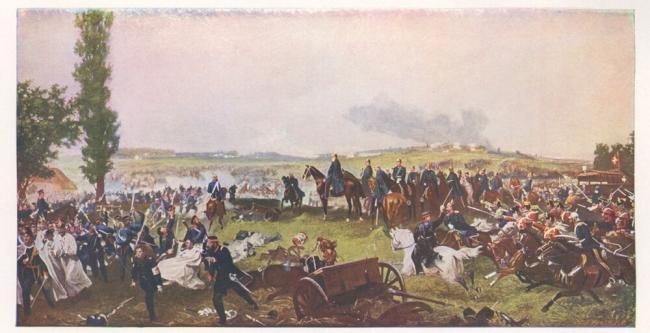 لو ظهر جيش الأعداء مبكراً لانتصروا! تعرّف على الهزيمة التي أخرجت النمسا من التاريخ